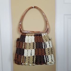 Handbags - Macrame Boho Hippie Bag Purse